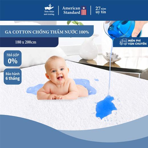 Ga Cotton Chống Thấm Nước