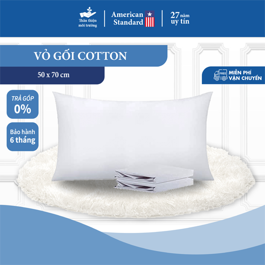 Bảo Vệ Gối Chống Thấm Cotton