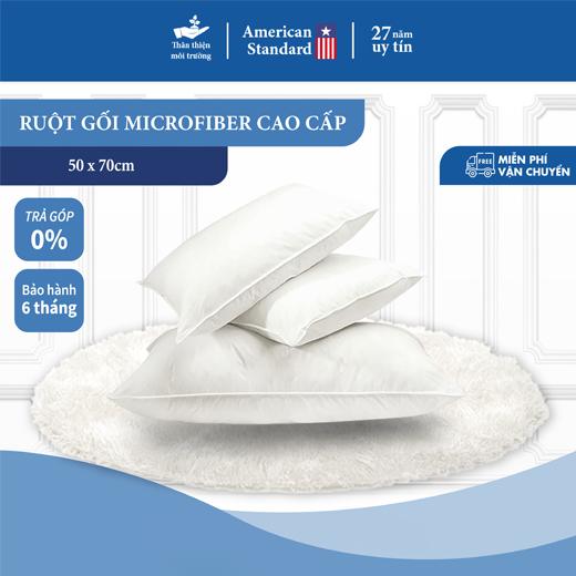Ruột Gối Bông Micro Fiber